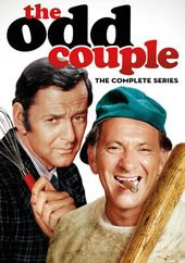 The Odd Couple - Complete Series (20-DVD)