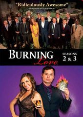 Burning Love - Season 2 & 3 (2-DVD)