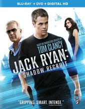 Jack Ryan: Shadow Recruit (Blu-ray + DVD)