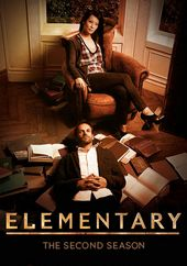 Elementary - 2nd Season (6-DVD)