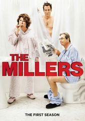 The Millers - 1st Season (3-DVD)