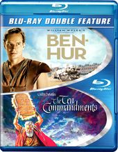 Ben-Hur / The Ten Commandments (Blu-ray)