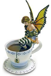 Warm Toes Fairy- Fairy Cup Collection by Amy Brown