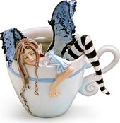 Mystical Coffee Fairy - Fairy Cup Collection by