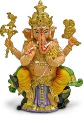 Mystical - Ganesha - Eastern Enlightenment Lord