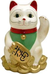 Maneki Neko Cookie Jar