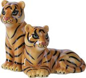 Tiger & Tigress - Magnetized Ceramic Salt &