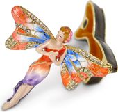 Dragonfly Fairy - Jewelry Box