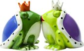Kiss A Lot Of Frogs - Salt and Pepper Shakers