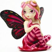 Pink Lightning Fairy - Jasmine Becket Griffith
