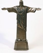 Christ the Redeemer (Bronze)