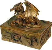 Steampunk - Dragon Box