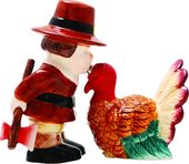 Turkey - Salt and Pepper Shakers