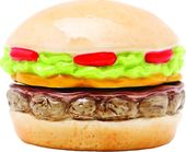 Stacked Cheeseburger - Magnetized Ceramic Salt &