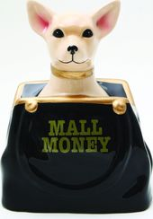 Puppy - Chihuahua in Purse - Money Bank