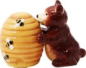 Bear and Honey - Salt and Pepper Shakers