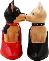 Puppy - High Heel Chihuahuas - Salt & Pepper