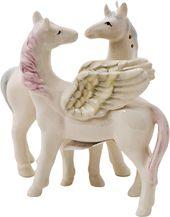 Unicorn and Pegasus - Salt and Pepper Shakers