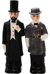 Lincoln & Lee - Salt & Pepper Shakers