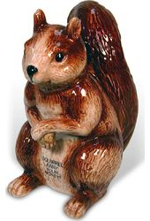 Squirrel - Ceramic Money Bank