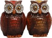 Owls - Salt & Pepper Shakers