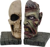 Zombie & Skull - Bookends?
