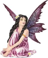 Mystical - Fairyland Fairy - Sitting Figurine