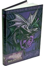 Mystical - Dragon Beauty - Embossed Journal
