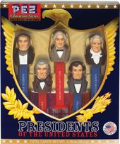 Presidents of The United States Volume 3 - Pez