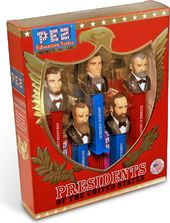 Presidents of The United States Volume 4 - Pez