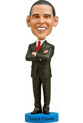 Barack Obama - Bobble Head