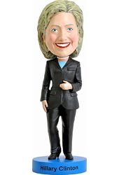 Hillary Clinton 2016 Bobble Head