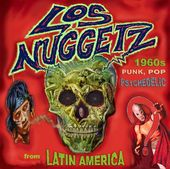 Los Nuggetz: 1960s Punk, Pop & Psychedelic from