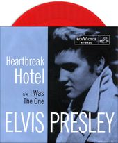 Heartbreak Hotel / I Was The One (Red Vinyl)