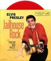 Jailhouse Rock / Treat Me Nice (Red Vinyl)