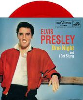 One Night / I Got Stung (Red Vinyl)