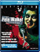 The Pete Walker Collection, Volume 2 (Blu-ray)