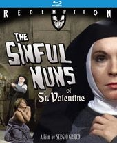 The Sinful Nuns of St. Valentine (Blu-ray)