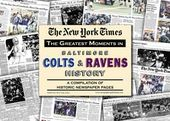 Football - Colts and Ravens History: NFL Football