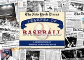 Baseball Legends - National Sports Newspaper