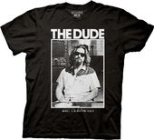 The Big Lebowski - The Dude Photo - T-Shirt