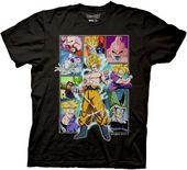 Dragon Ball Z - Character Frames - T-Shirt