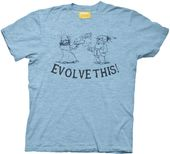 Paul - Evolve This - T-Shirt (Size: Adult XXL)