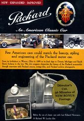 Cars - Packard: An American Classic Car
