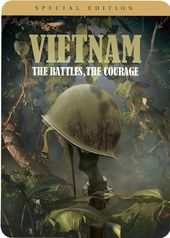 Vietnam: The Battles, the Courage [Tin] (3-DVD)