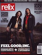 Relix - Issue #227 (With CD)