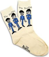 The Beatles - Cartoon Beatles Standing: Socks (US