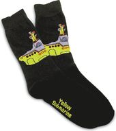 The Beatles - Yellow Submarine: Black Men's Socks