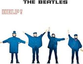 The Beatles - Help: Album Cover Greeting Card