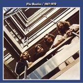 The Beatles - Blue Album 1967-1970: Album Cover